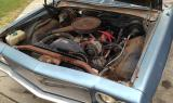 Very good original engine, radiator, Repco Air Conditioning Kit